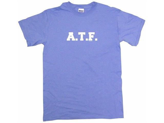 A. T.F. Men's Short Sleeve Shirt