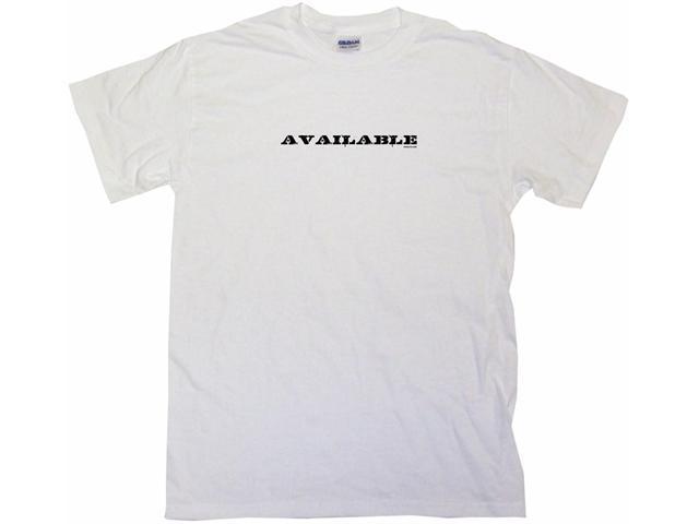 Available Men's Short Sleeve Shirt