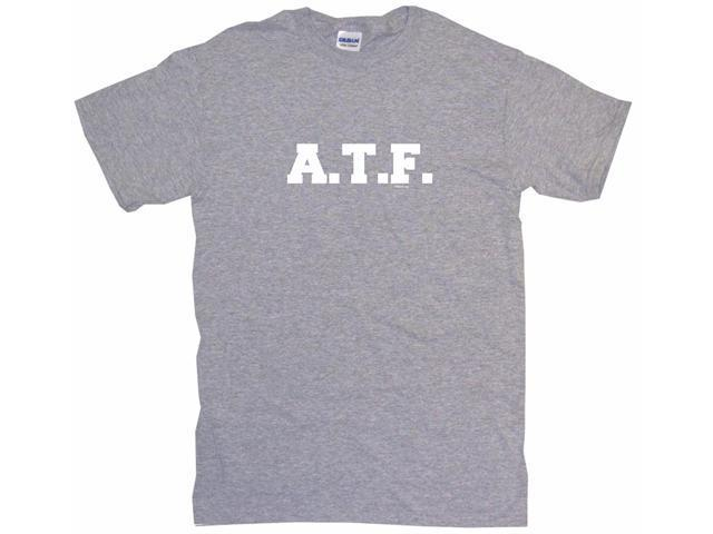 A. T.F. Men's Short Sleeve Shirt
