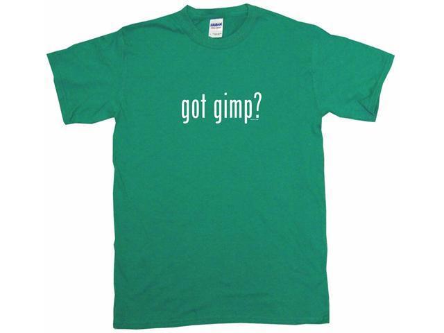 got gimp? Men's Short Sleeve Shirt