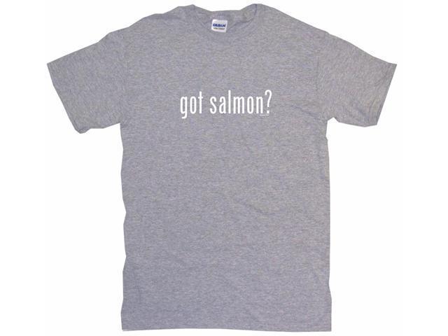 got salmon? Men's Short Sleeve Shirt