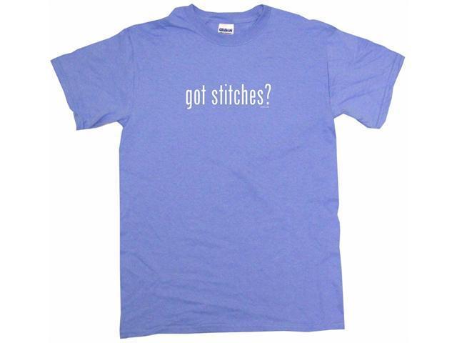 got stitches? Men's Short Sleeve Shirt