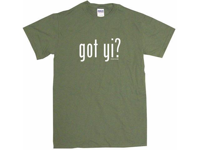 got yi? Men's Short Sleeve Shirt