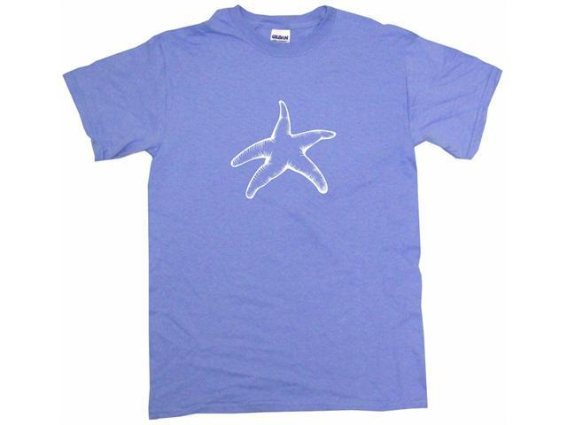 Starfish Logo Men's Short Sleeve Shirt