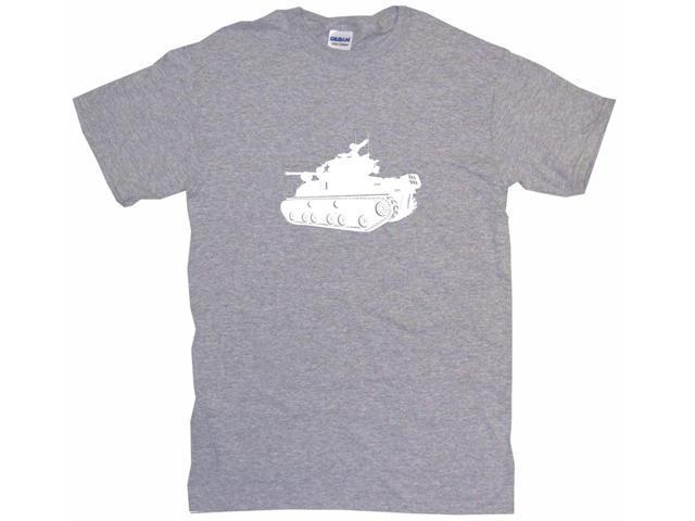 US Army Tank Logo Men's Short Sleeve Shirt
