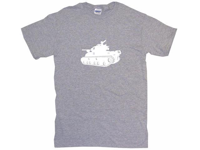 US Army Tank Logo Men's Short Sleeve Shirt
