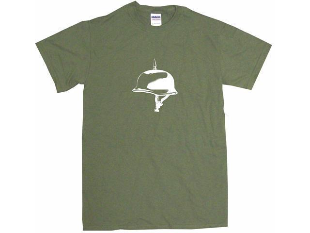 Spike Helmet Men's Short Sleeve Shirt