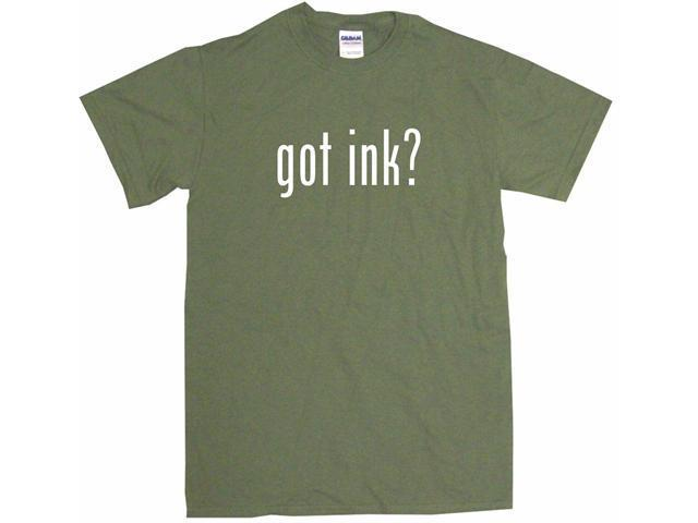 got ink? Men's Short Sleeve Shirt