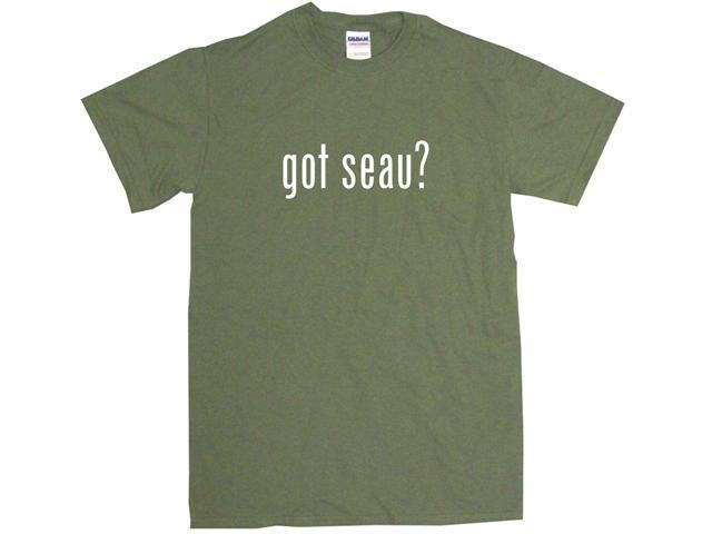 got seau? Men's Short Sleeve Shirt