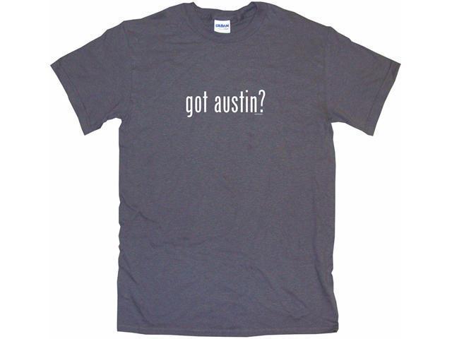 got austin? Men's Short Sleeve Shirt