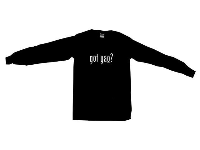 got yao? Men's Sweat Shirt