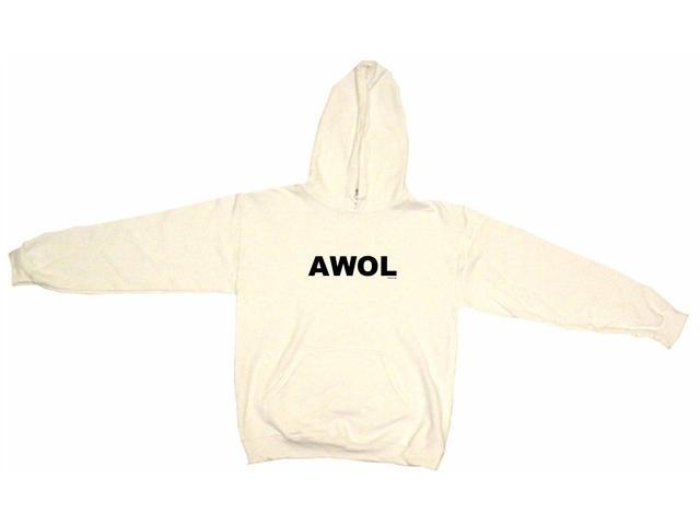 AWOL Men's Hoodie Sweat Shirt