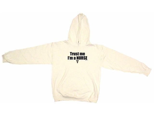 Trust Me I'm A Nurse Men's Hoodie Sweat Shirt