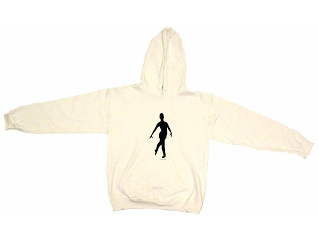 Ballet Dancer Silhouette Logo Men's Hoodie Sweat Shirt