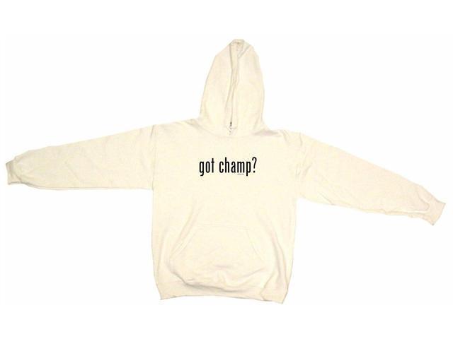 got champ? Men's Hoodie Sweat Shirt