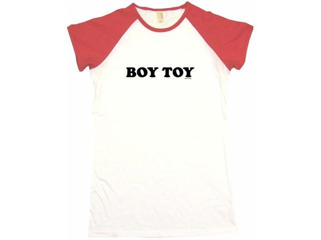 Boy Toy Women's Babydoll Petite Fit Tee Shirt