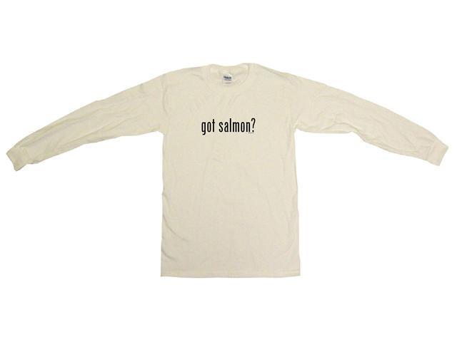 got salmon? Men's Sweat Shirt
