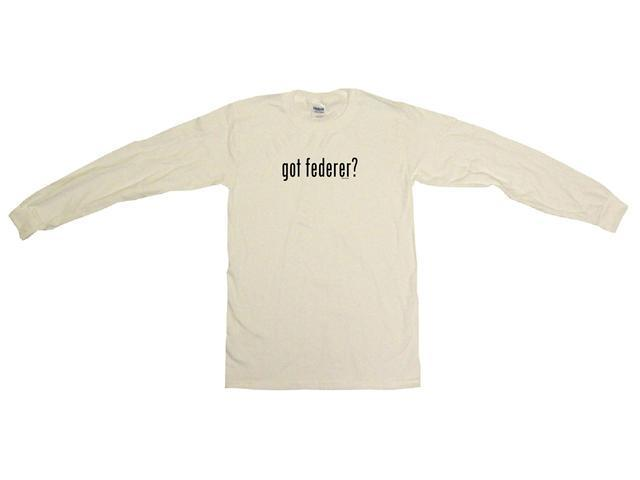 got federer? Men's Sweat Shirt
