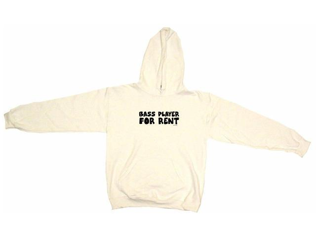 Bass Player For Rent Men's Hoodie Sweat Shirt