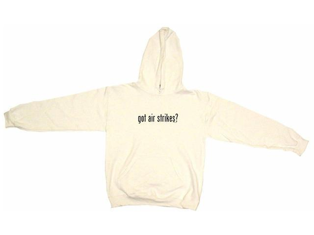 got air strikes? Men's Hoodie Sweat Shirt