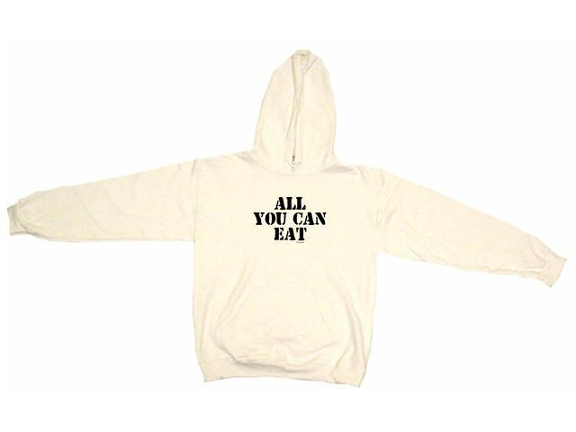All You Can Eat Men's Hoodie Sweat Shirt