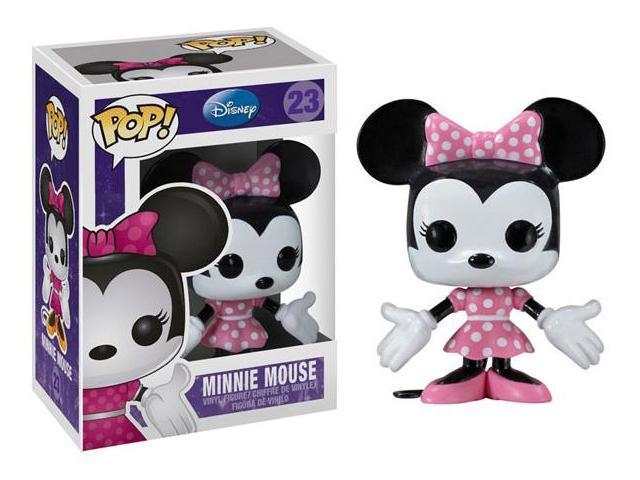 Pop! Disney: Minnie Mouse Vinyl Figure