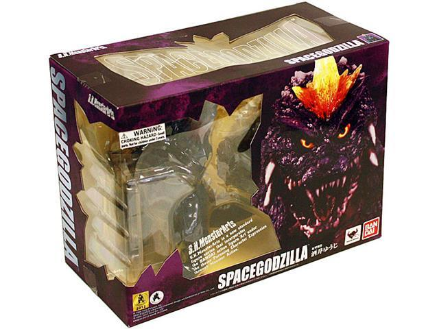 S.H.Monster Arts: Godzilla Space Godzilla Action Figure