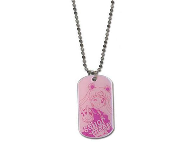 Sailor Moon Sailor Moon Dog Tag Necklace