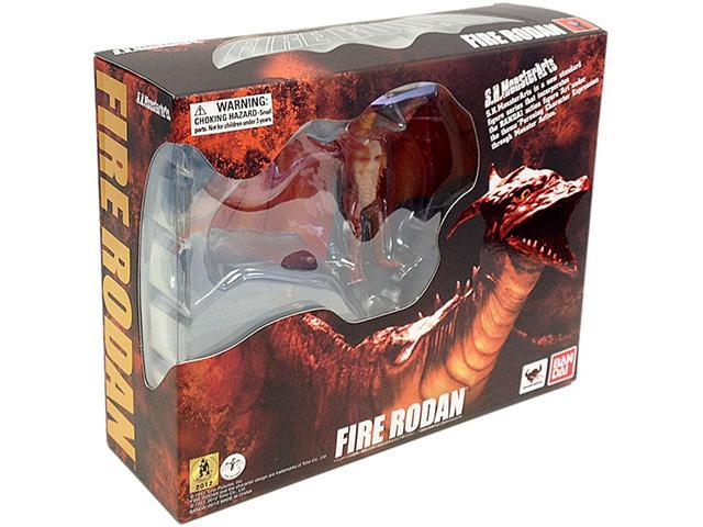 S.H. Monster Arts: Godzilla Fire Rodan Action Figure