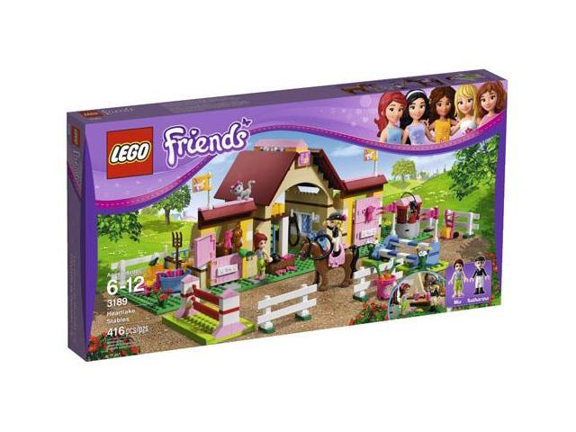 Lego Friends Heartlake Stables #3189