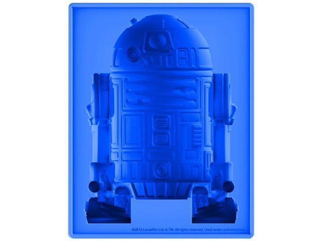 Star Wars R2-D2 DX Carbonite Silicone Ice Tray