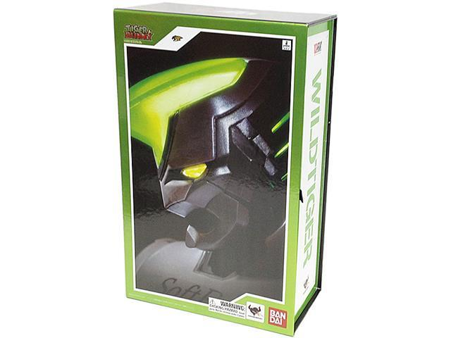 Tiger & Bunny Wild Tiger 12PM Action Figure