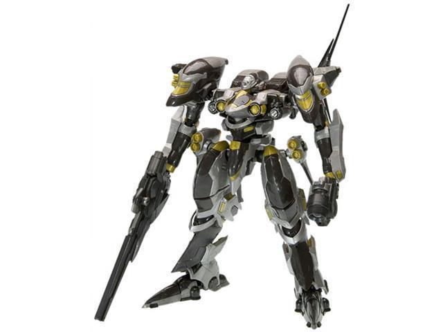 Armored Core: Interior Union Y01-Tellus Gunmetallic 1/72 Scale