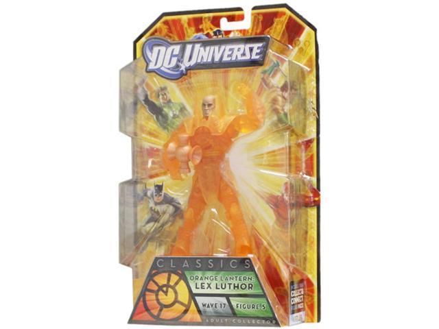 DC Universe Classics: Series 17 Orange Lantern Lex Luthor Action Figure