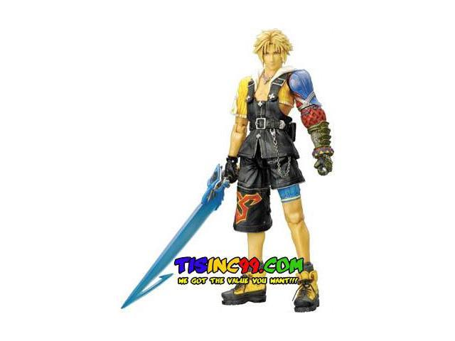 "Final Fantasy X Tidus 8"" Action Figure"