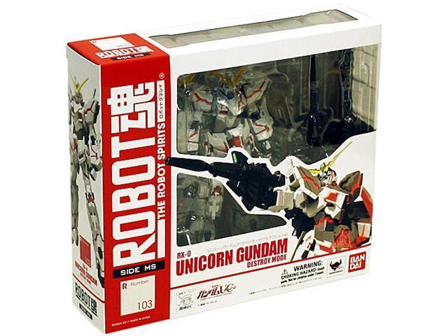 Gundam: Unicorn Gundam Destroy Mode Full Action Ver. Robot Spirits Figure