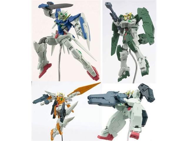 Gundam 00: H.G.C.O.R.E. EX Trading Figure Box of 12