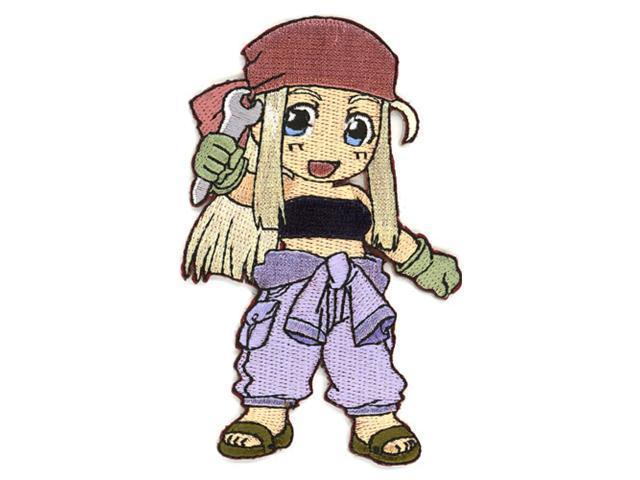 FullMetal Alchemist: Winry Patch