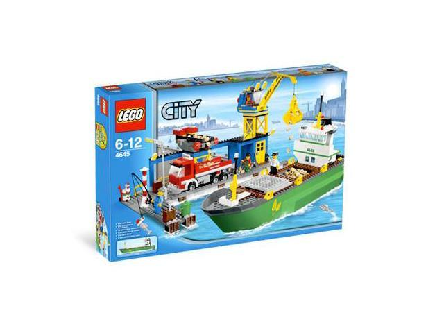 Lego City: Harbor #4645