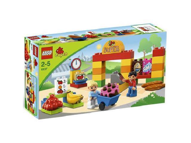 Lego Duplo: My First LEGO® DUPLO® Supermarket #6137