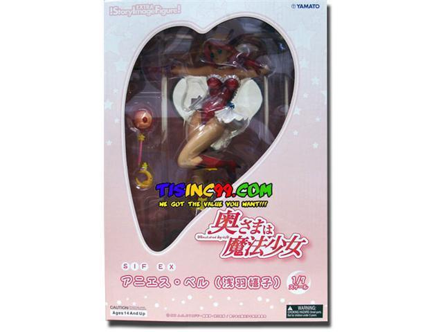 Okusama Wa Mahou Shojo: Ureshiko Asaba PVC Statue 1/7 Scale