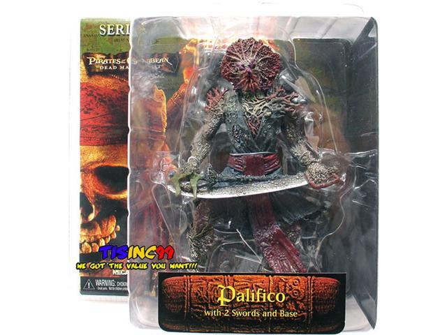 Pirates of the Caribbean Dead Man's Chest Series 2 Palifico Figure