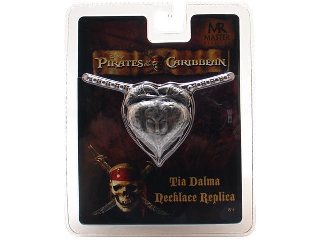 Pirates of the Caribbean: Tia Dalma Necklace Replica
