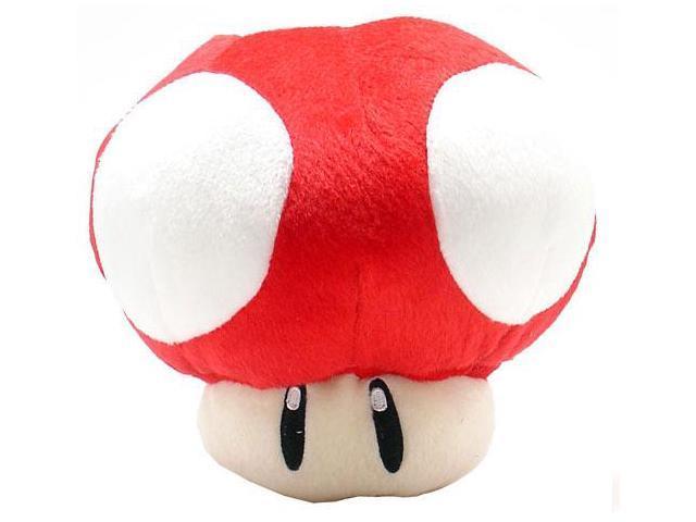 Super Mario Brothers Red Mushroom 12-inch Plush