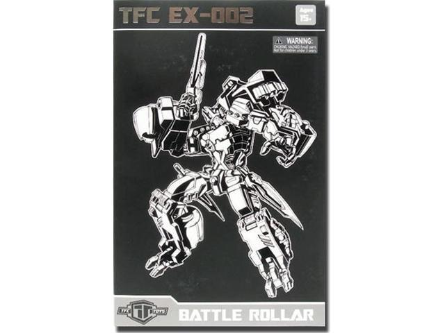 Transformers Masterpiece EX-002 Battle Rollar Figure