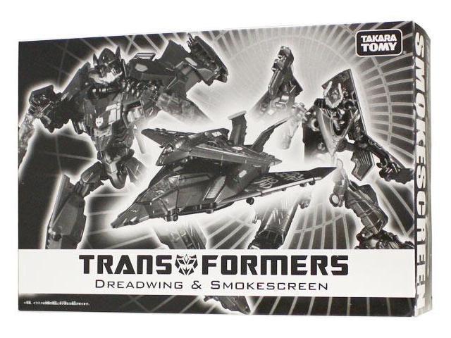 Transformers: G2 Dreadwing & Smokescreen Set Tokyo Show Exclusive