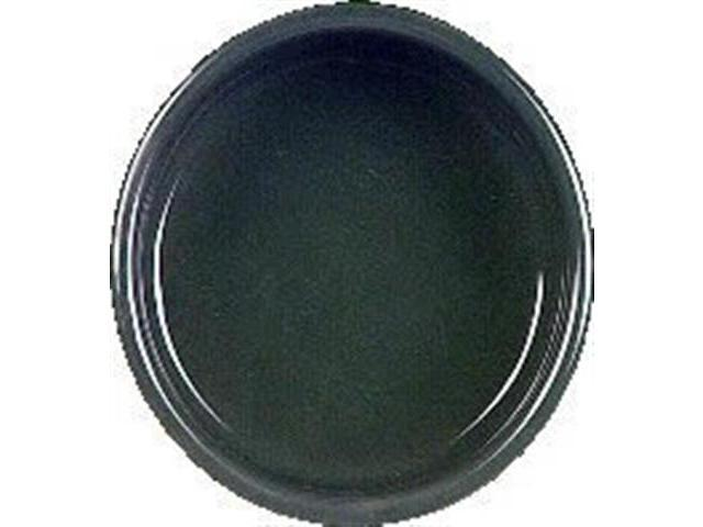 Vo-Toys Ceramic Dog Dish 8.5in Color Hunter Green