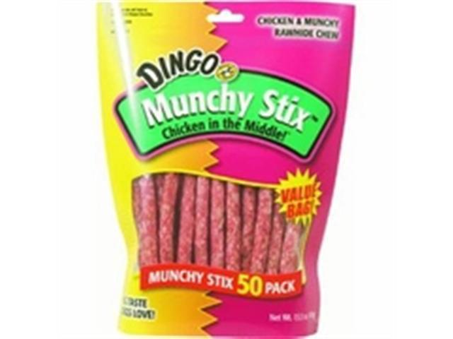 Dingo USA Dingo Munchy Stix 50pk 15.5oz