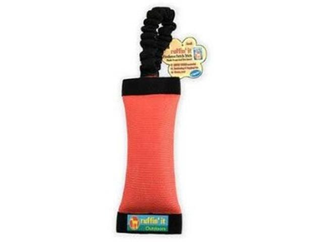 Westminster Pet 80802 Ruffin it Firehose Fetch Stick Large