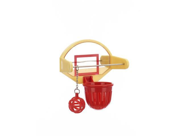 JW Pet Activitoys Birdie Basketball - 31092